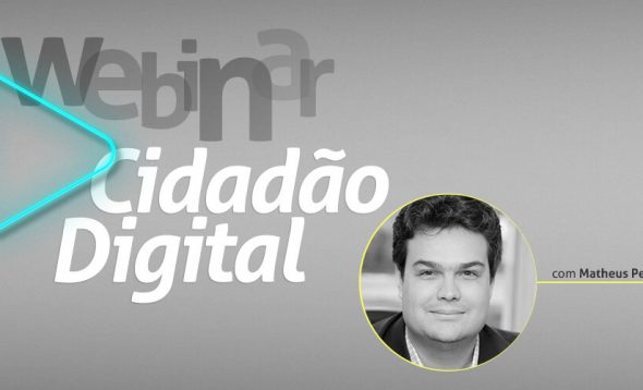 Webinar sobre inclusão tecnológica dos cidadãos