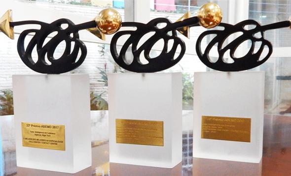 Algar Tech é vencedora no Prêmio ABEMD 2017
