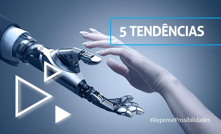 5 tendências de tecnologia que irão pautar os próximos anos segundo o Gartner