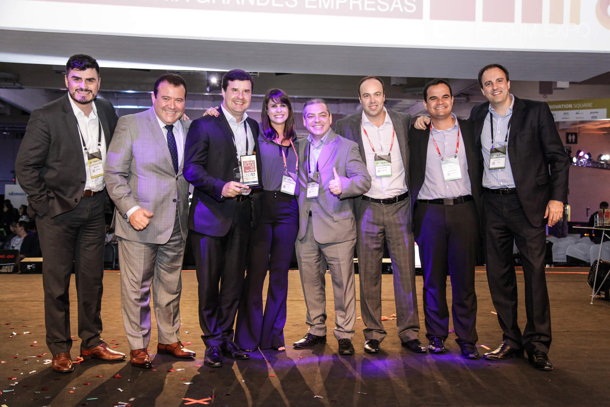 Algar Tech é eleita uma das melhores empresas para trabalhar em TI