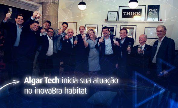 Algar Tech inicia sua atuação no inovaBra habitat