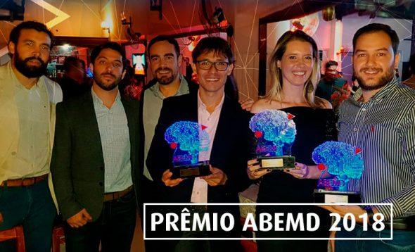 Agente virtual com inteligência cognitiva da Algar Tech leva ouro em premiação da ABEMD