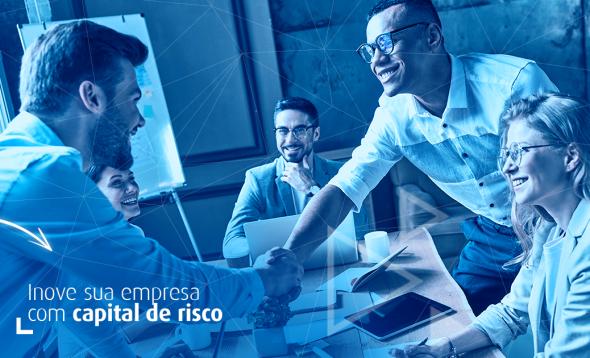 Venture capital: inove a sua empresa com capital de risco