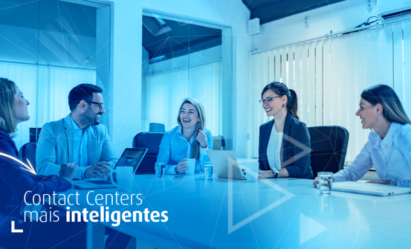 Cloud computing: tornando os contact centers colaborativos e inteligentes